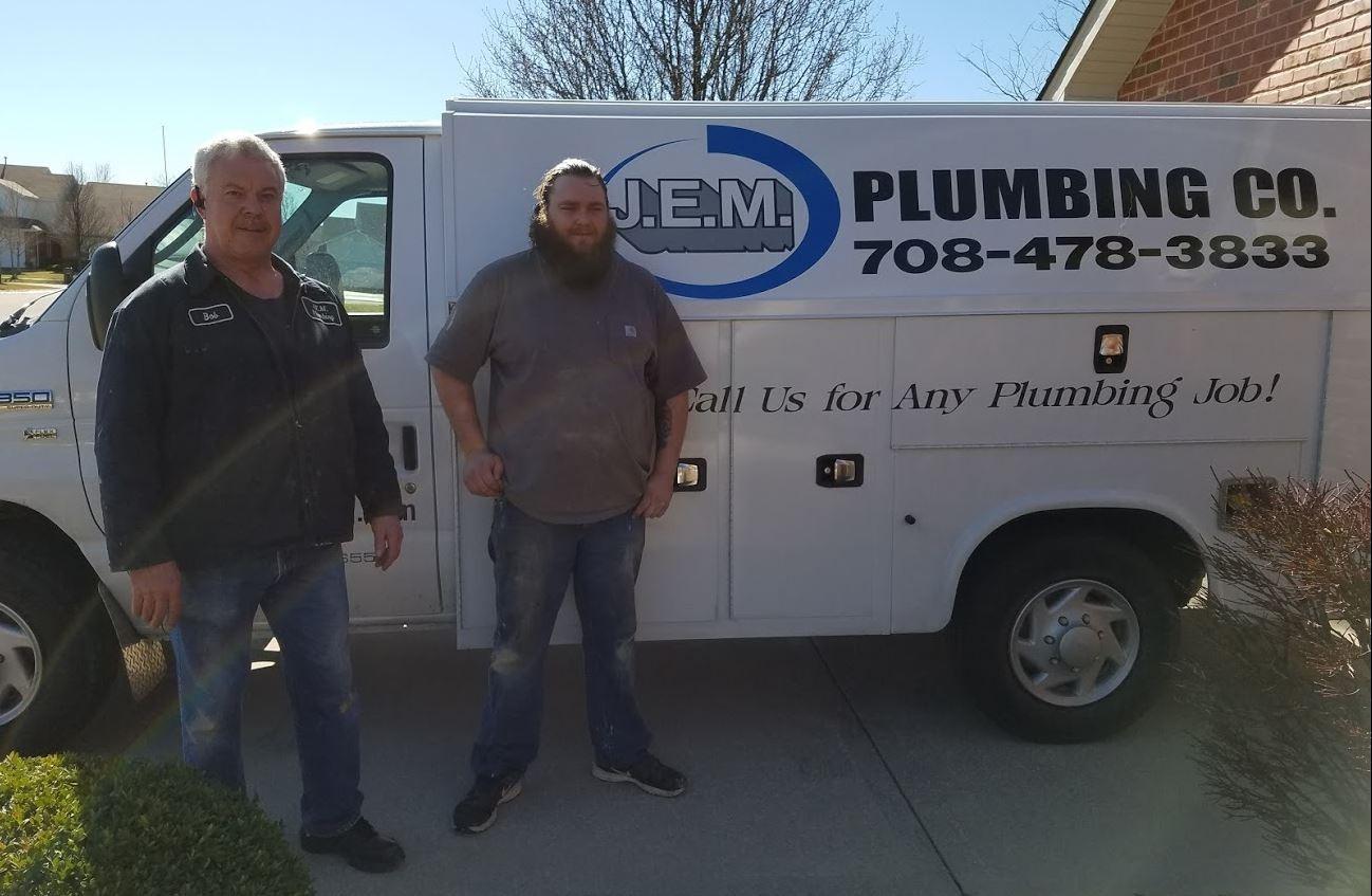 JEM Plumbing Mokena Illinois 3rd Generation Plumber